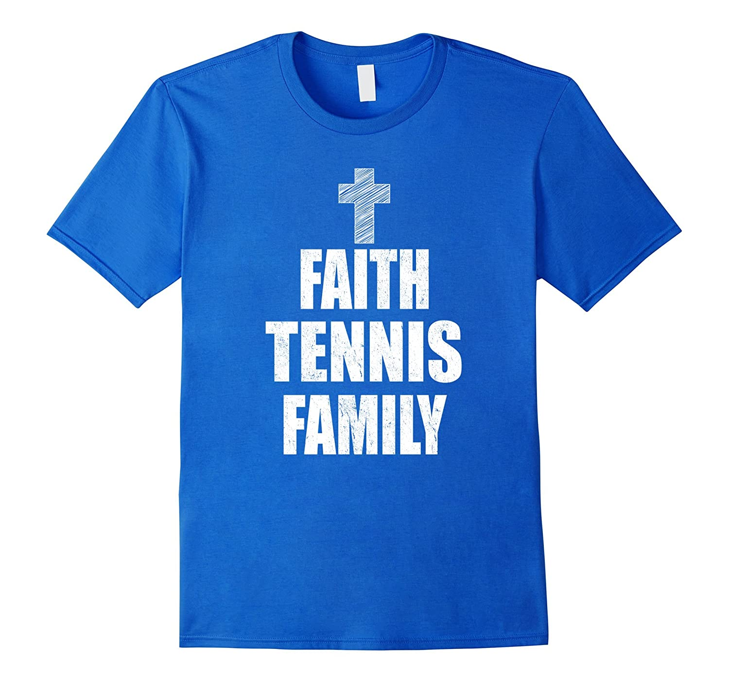 faith tennis family t shirt goatstee. Black Bedroom Furniture Sets. Home Design Ideas