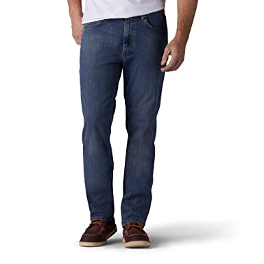5ca1d41150a LEE Men s Premium Flex Denim Classic Fit at Amazon Men s Clothing store