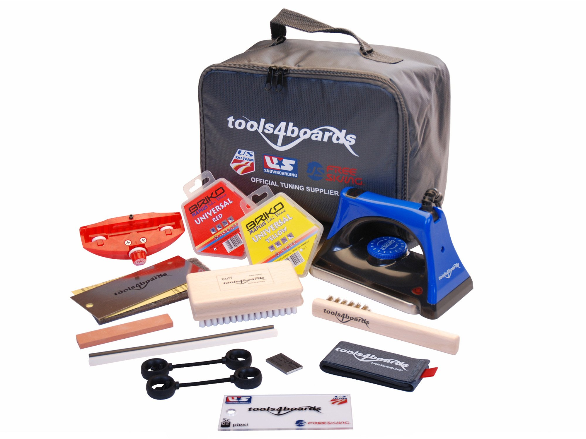 Tools4Boards Digital SuperStation Ski Tune Kit by Tools4Boards