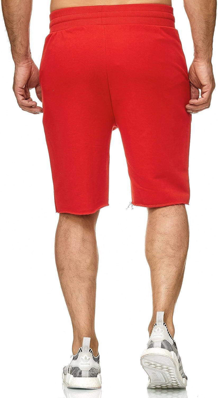 Red Bridge Pantal/ón Corto de Hombre Relaxed Basic Bermuda Jogger
