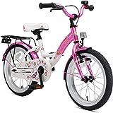 Bikestar Vélo enfant pour garcons et filles de 4-5 ans ★ Bicyclette enfant 16 pouces classique avec freins ★