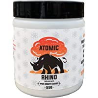 Atomic Rhino WideMouth, Oversized Reusable Smelling Salt Heavy Hitting Formula