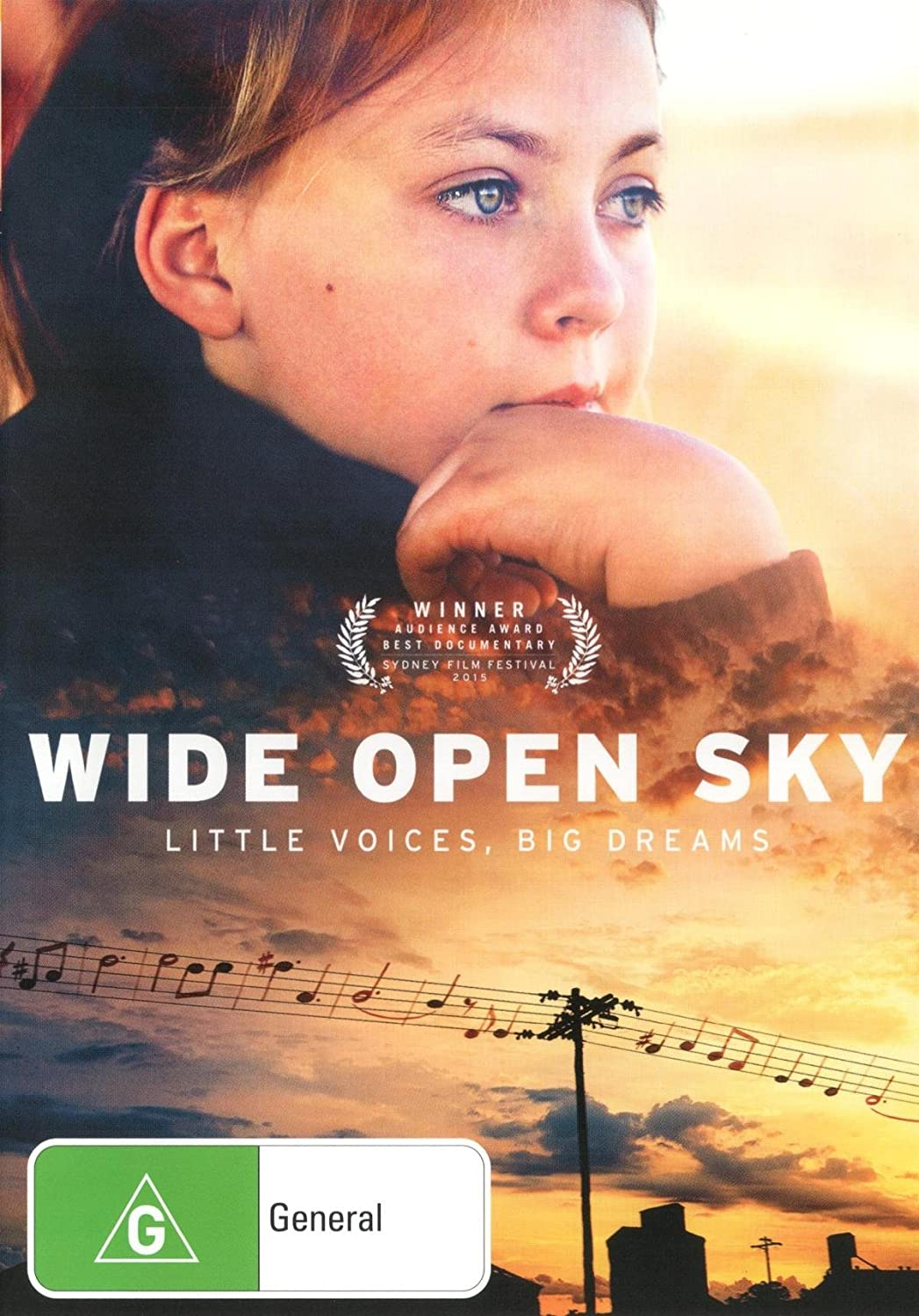 Amazon.com: Wide Open Sky | Documentary | NON-USA Format | PAL ...