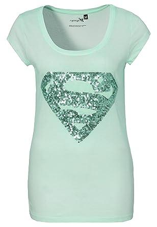 fe0655575aafc6 Sublevel Supergirl T-Shirt