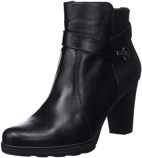 DORKING Reina, Botines para Mujer, (Negro 001), 41 EU: Amazon.es: Zapatos y complementos