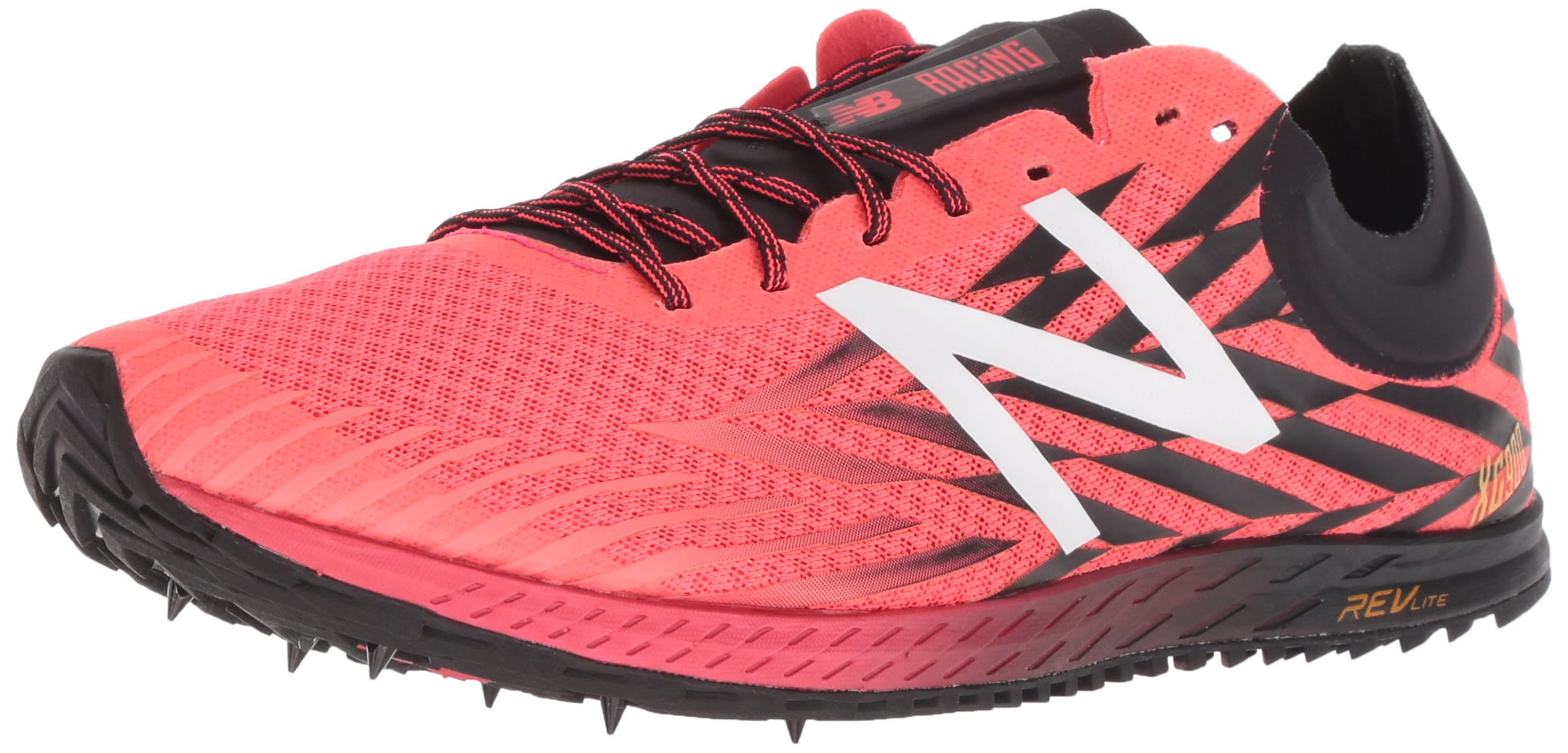 New Balance Men's 900v1 Cross Country Running Shoe, Bright Cherry/Black, 10 D US by New Balance
