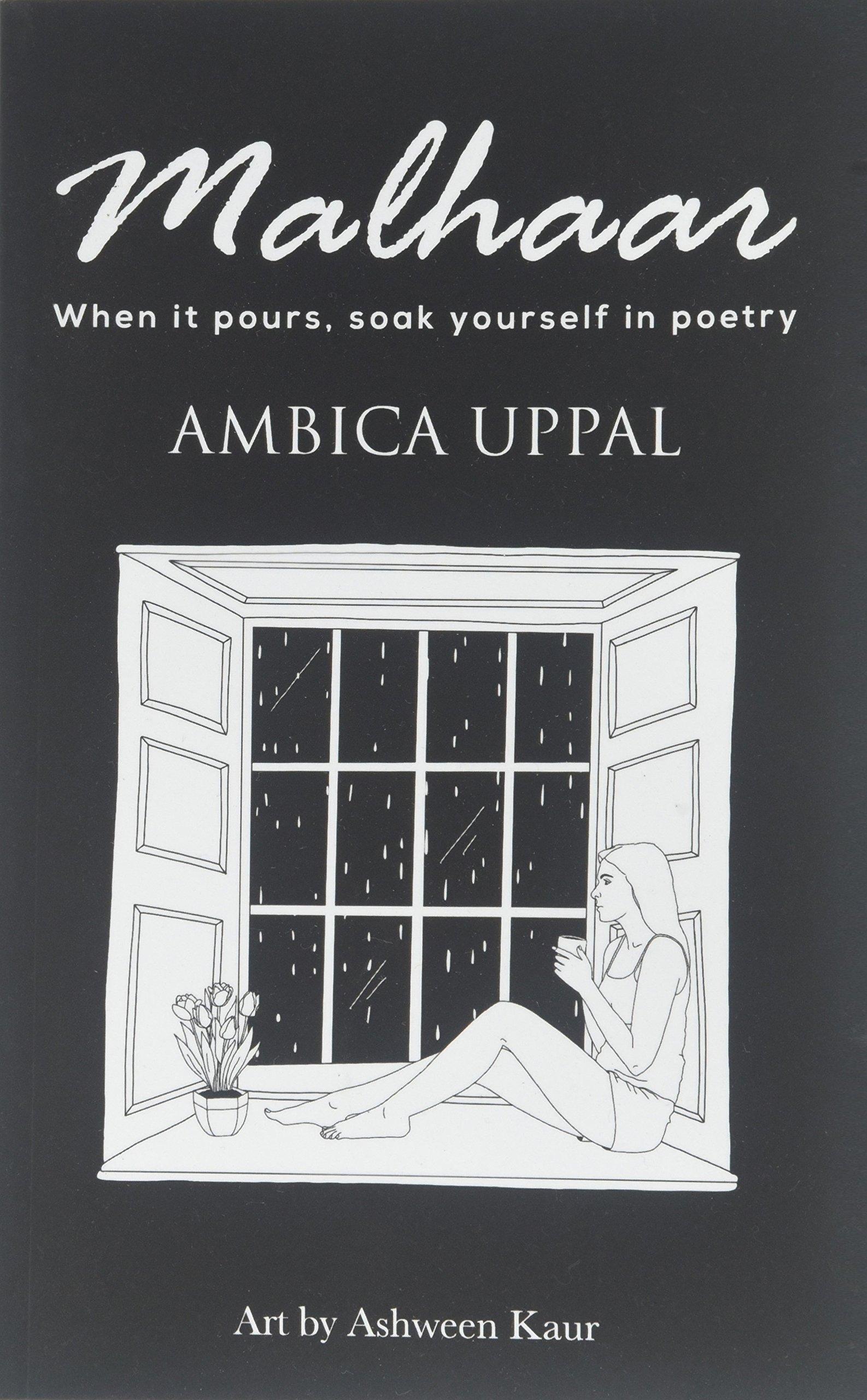 Buy Malhaar When It Pours Soak Yourself In Poetry Book