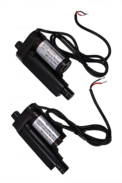 Amazon Com 2 Pcs 2 Inch 2 Stroke Linear Actuator 12 Volt 12v 225