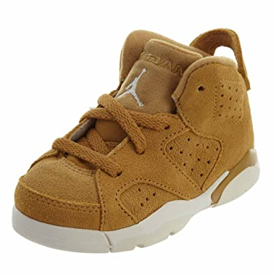 d20e156ee558 Jordan Nike 6 Retro BT Kids Golden Harvest 384667-705 (Size  5C)