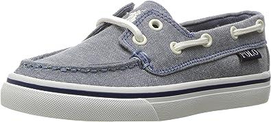 Polo Ralph Lauren Kids Batten Boat Shoe