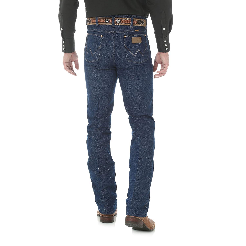 aa4aa0a4bb98a Wrangler Cowboy - Jeans Ajustados para Hombre  Amazon.com.mx  Ropa ...