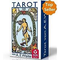 Tarot von A.E. Waite - Standard (Tarotkarten im Standardformat 7 x 12 cm)