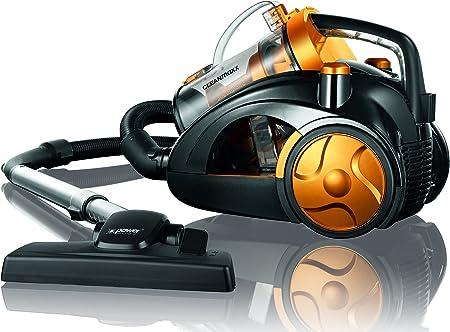 TV Unser Original 07420 Cleanmaxx Aspiradora 2600, 1200 W, Oro: Amazon.es: Hogar