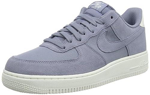 official photos 075bd 20941 Nike Air Force 1  07 Suede, Zapatillas de Gimnasia para Hombre, Gris Ashen