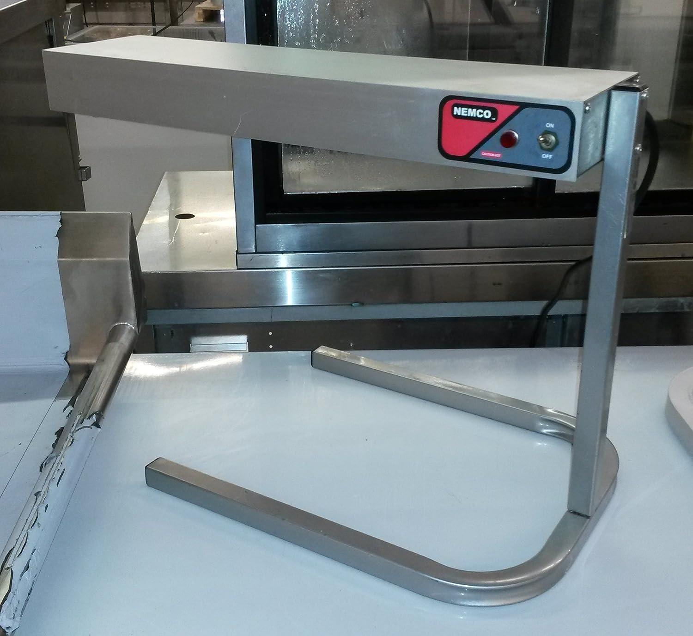 Nemco (6152-24) Single-Bulb Freestanding Bar Heater