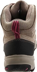 Zapatos de Deporte de Exterior para Mujer Timberland Ossipee Mid F//L GTX Grey