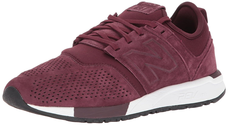 New Balance Herren 247 Classic Mesh Sneaker  37 EU LR burgundy