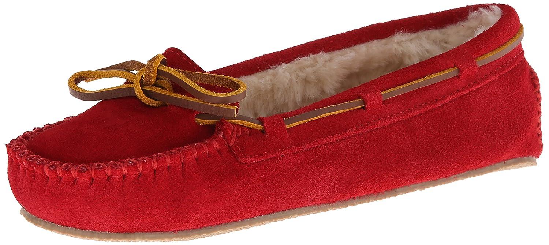 1408414e656b Amazon.com   Minnetonka Women's Cally Slipper Moccasin   Shoes
