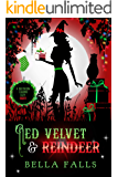 Red Velvet & Reindeer (A Southern Charms Cozy Mystery Short Book 2)
