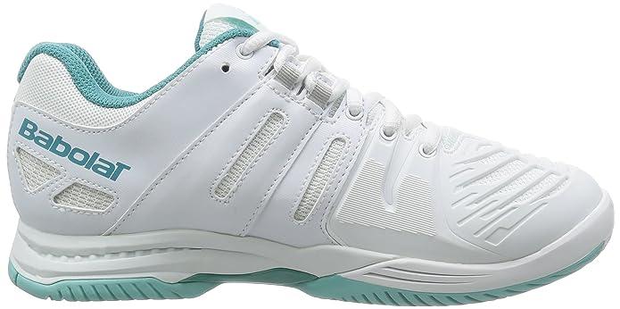 Babolat SFX All Court Women's Tennis Shoes White/Blue: Amazon.ca: Shoes &  Handbags