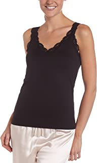 product image for Only Hearts Women's Delicious Deep V-Neck Tank Top With Lace