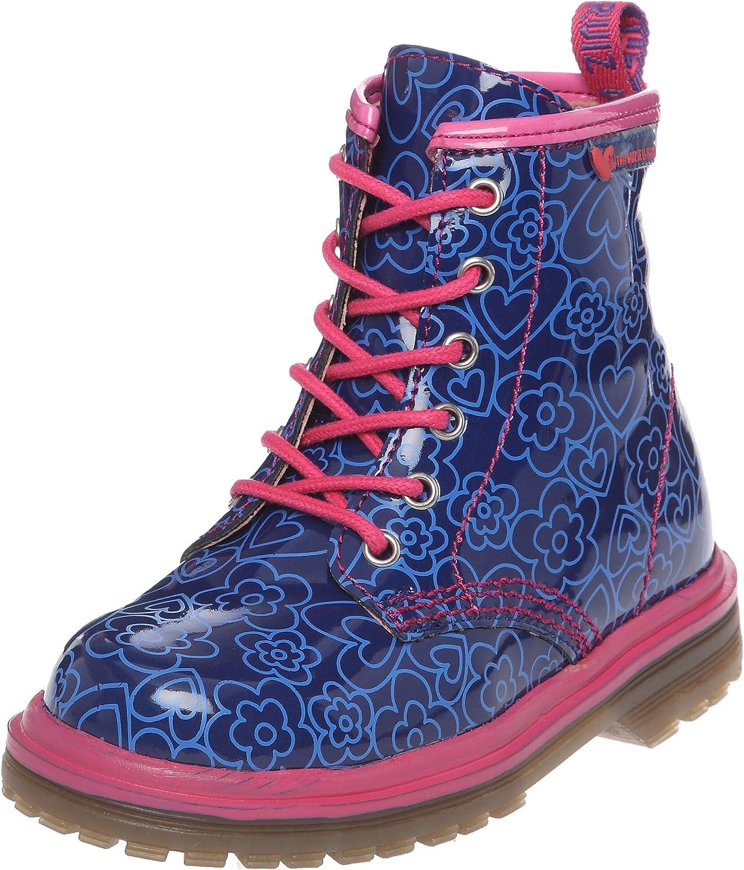Agatha Ruiz de la Prada 121959 121959 - Zapatos para bebé de cuero para niña, color azul, talla 37