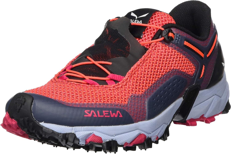 SALEWA WS Ultra Train 2, Zapatillas de Running para Asfalto para Mujer: Amazon.es: Zapatos y complementos