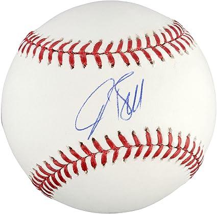 newest 53c25 3dc92 Josh Bell Pittsburgh Pirates Autographed Baseball - Fanatics ...