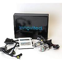 $39 » Innovited 55W AC Xenon HID Lights with Slim Digital Ballast H1 Green
