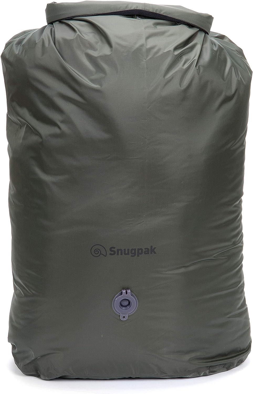 Accessories 40L 100/% Waterproof Snugpak Dri-Sak With Air Valve