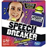 Games Speech Breaker Game Voice Jamming Challenge Microphone Headset Electronic Party Game Ages 14+