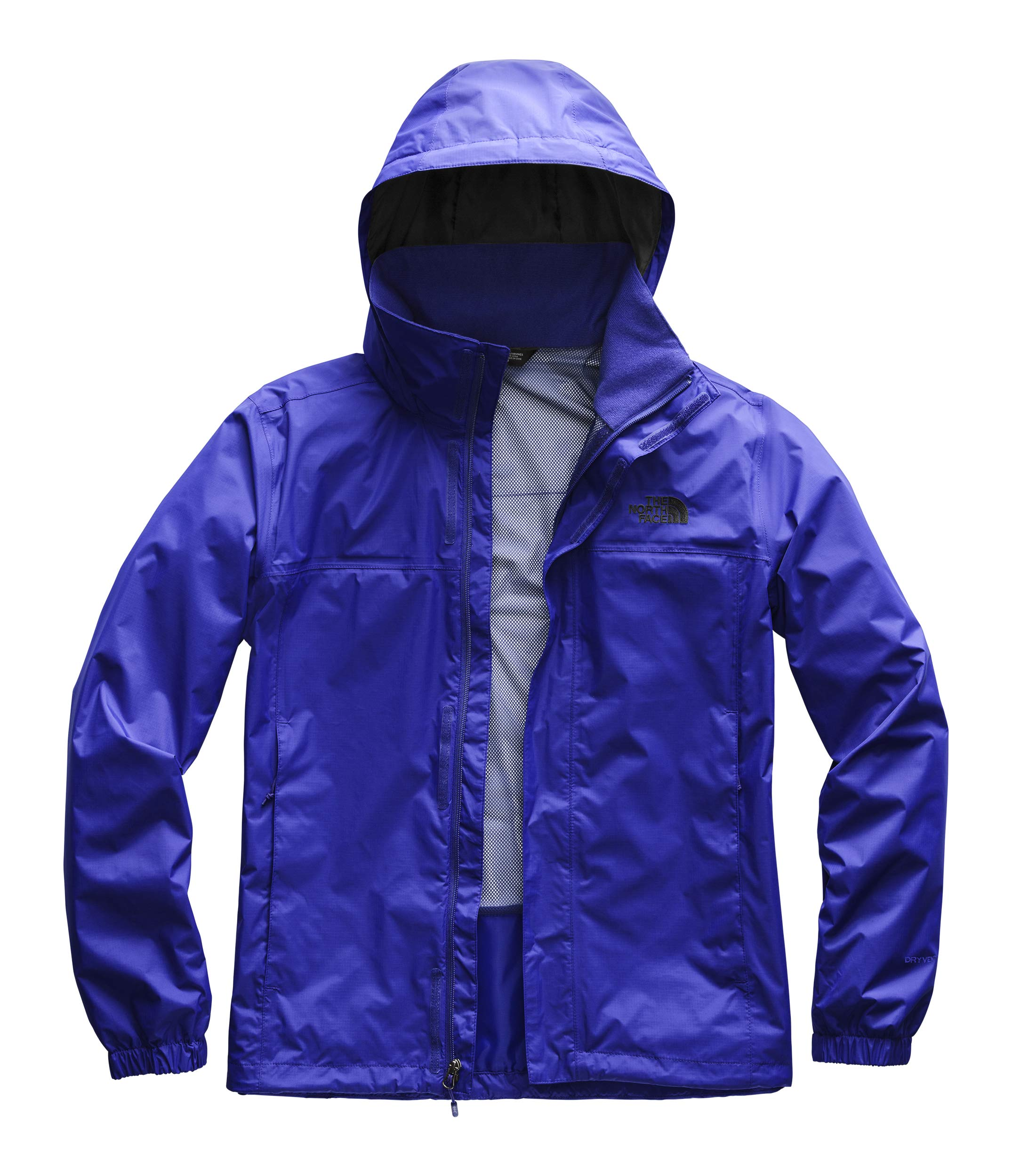 The North Face Men's Resolve 2 Jacket Aztec Blue Small