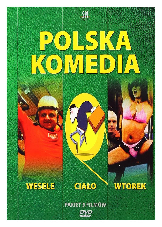 Polska Komedia Wesele Ciaĺo Wtorek 3dvd English Subtitles