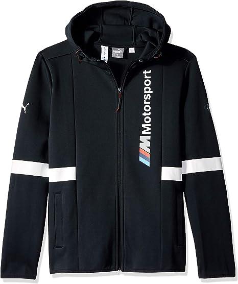 PUMA Men's BMW Motorsport Hooded Sweat Jacket