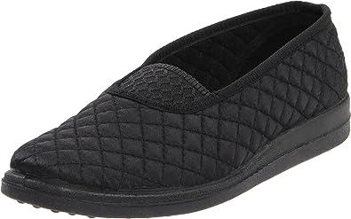 Foamtreads Women's Waltz Slippers Black 7M New in Box