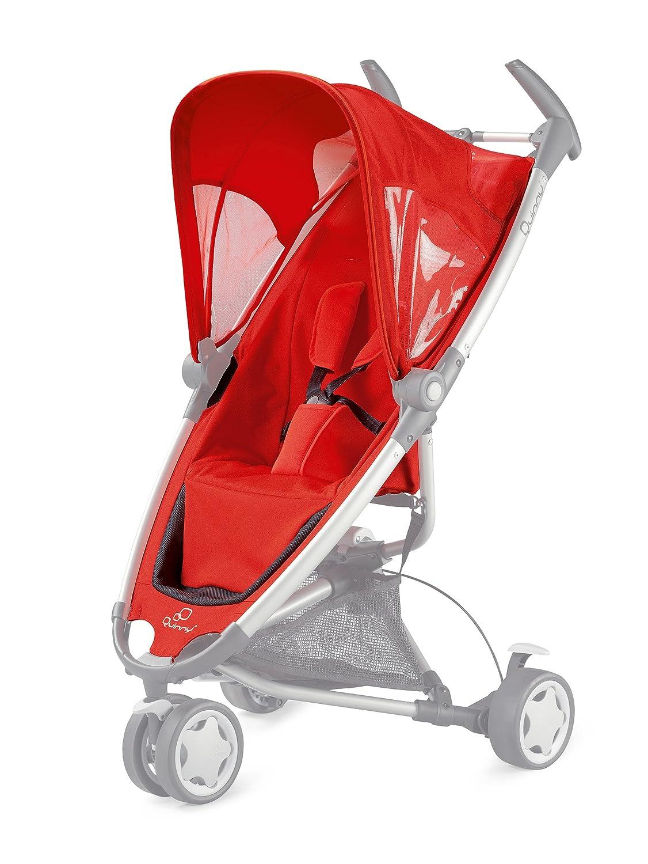 Asiento para silla de paseo color rojo Quinny 76006910 Zapp