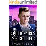 The Billionaire's Secret Heir: A Clean Billionaire Romance (The Billionaire Surprise Book 5)
