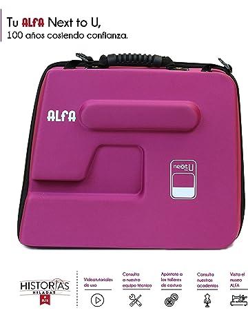 Alfa TO U - Funda semirrígida para máquina de Coser