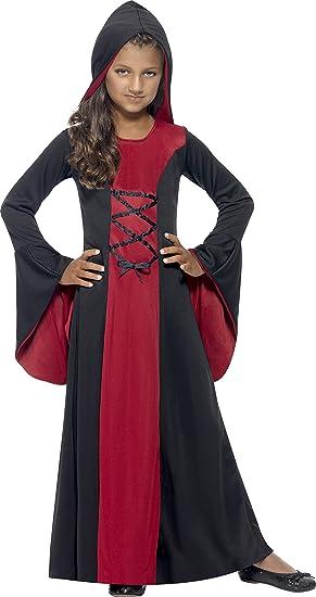 SmiffyS 43031S Disfraz De Vampiresa Con Vestido Y Capucha Lazada ...