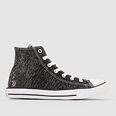 199e38afa1be49 La Redoute Converse Teen Girls Chuck Taylor All Star Spring Shine Trainers   Amazon.co.uk  Shoes   Bags