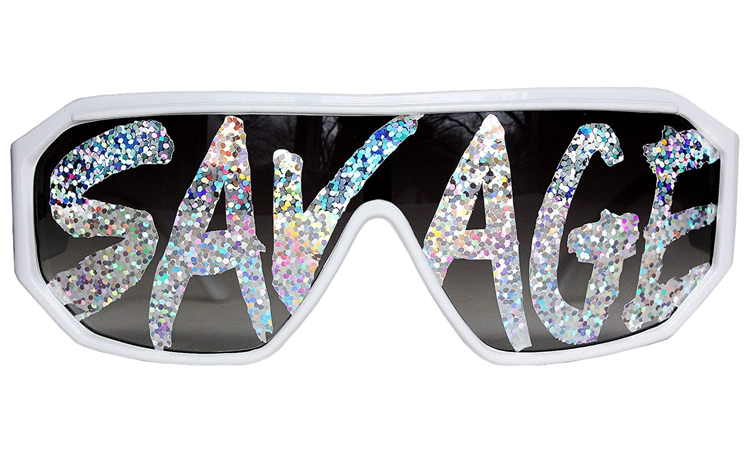 de6797cb544 Amazon.com  Rasslor Savage Sunglasses  Clothing