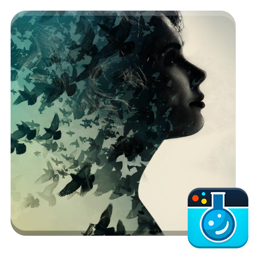 Photo Lab Editor: picture effects, photoshop filters, instant collage maker for Instagram & Facebook