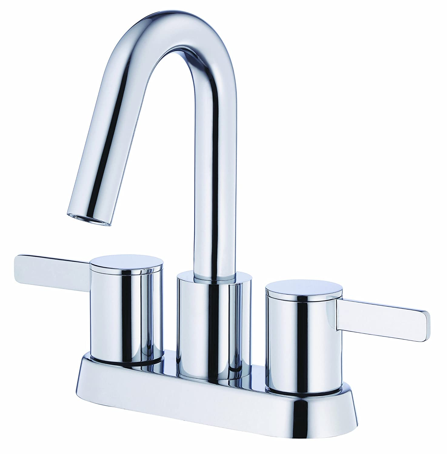 Danze D301030 Amalfi Two Handle Centerset Lavatory Faucet, Chrome ...