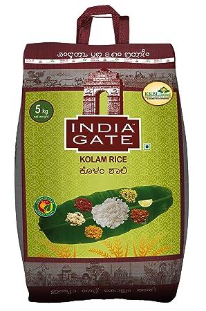 India Gate Kolam Rice, 5kg