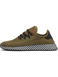 bdc6c26a90e074 adidas Jungen Deerupt Runner Junior Sneaker Grau  Amazon.de  Schuhe ...