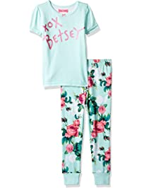 Baby & Toddler Clothing American Girl Medium Paisley Print Pjs 2 Piece Pajamas Magenta Pants Long Sleeve Large Assortment