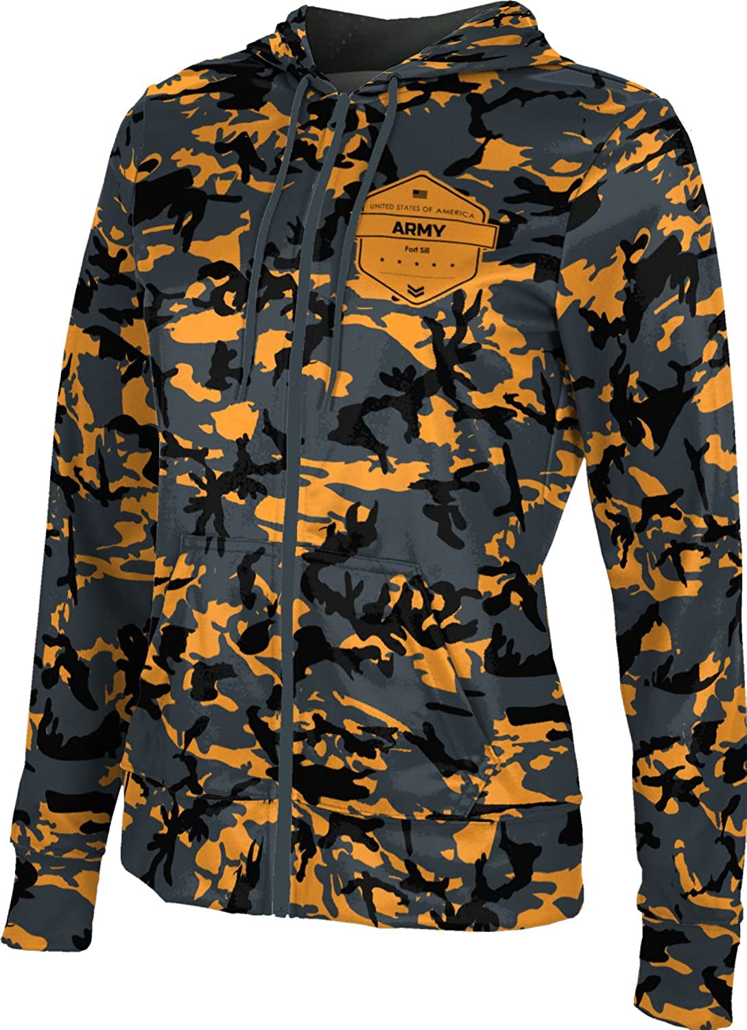 ProSphere Women's Fort Sill Military Camo Fullzip Hoodie