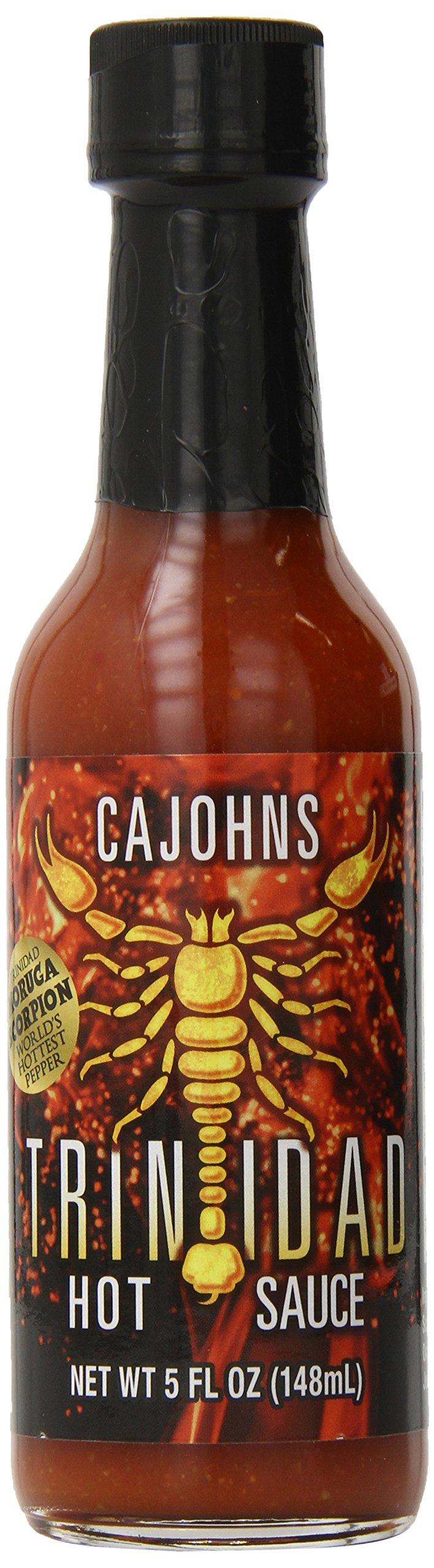 Trinidad Moruga Scorpion Hot Sauce (5 ounce)