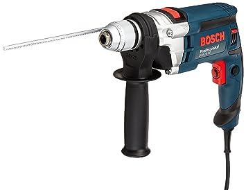 Eléctrico Taladro de impacto Bosch GSB 16â RE 750Â W: Amazon.es: Coche y moto