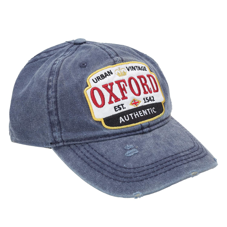 Nvolved Oxford - Gorra Estilo Desgastado para Adultos Unisex ...